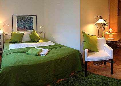 Accommodation in Berlin zimmerfrei